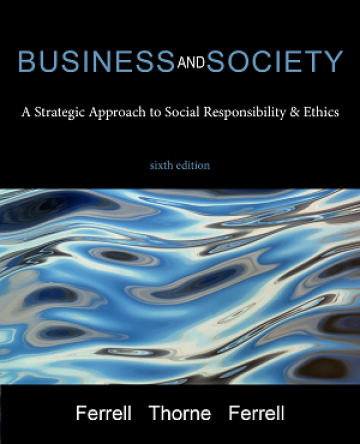 Business and Society, 6e