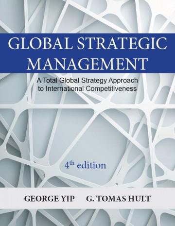 GLOBAL STRATEGIC MANAGEMENT, 4e