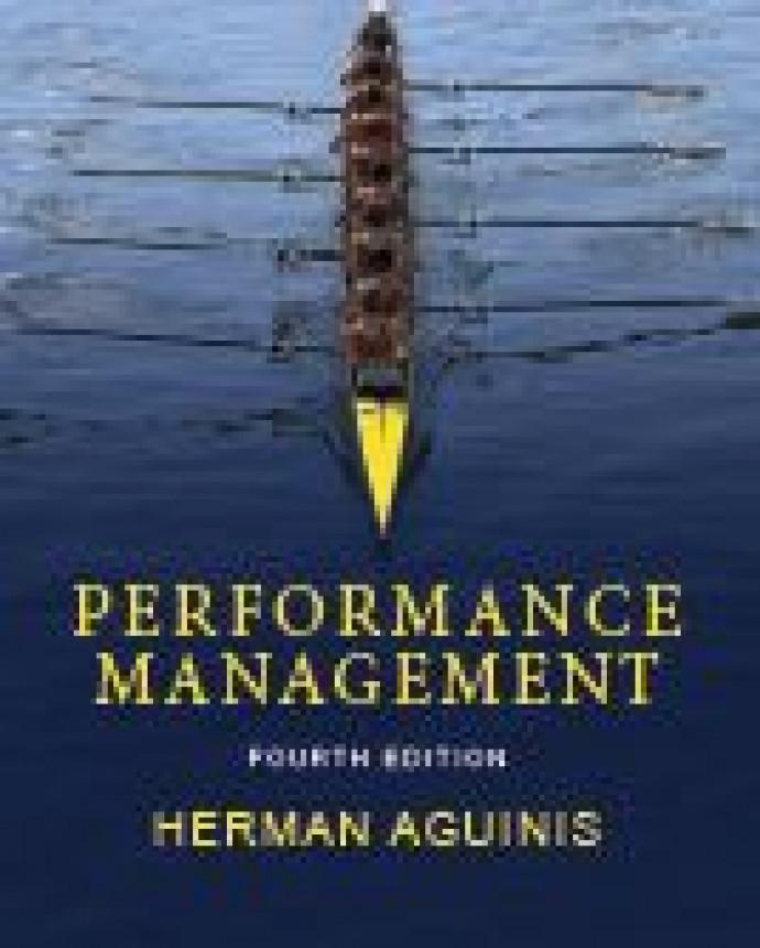 PERFORMANCE MANAGEMENT, 4e