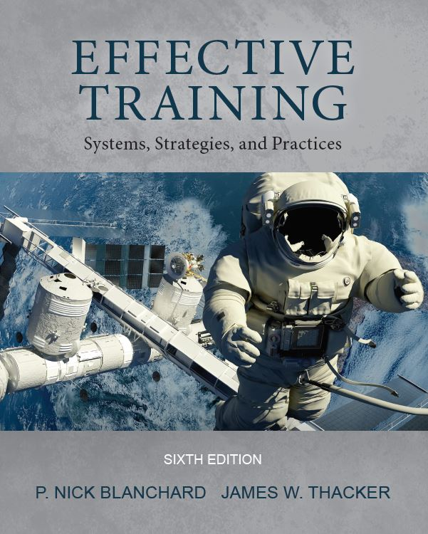 EFFECTIVE TRAINING, 6e