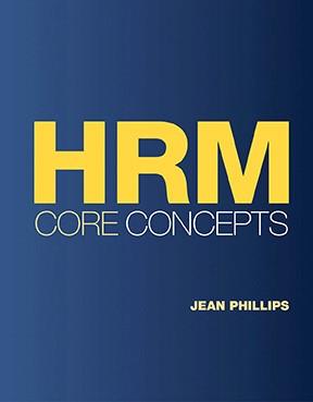 HRM CORE CONCEPTS