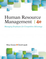 HUMAN RESOURCE MANAGEMENT, 4e