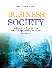 BUSINESS & SOCIETY, 7e