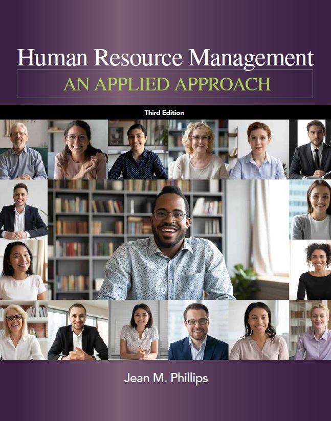 Human Resource Management: An Applied Approach, 3e