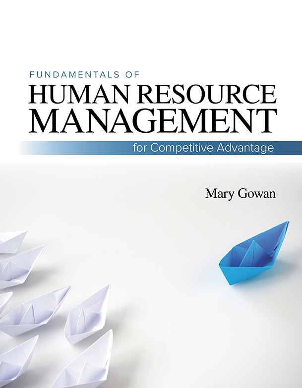 Fundamentals of Human Resource Management for Competitive Advantage