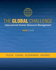 The Global Challenge, 3e